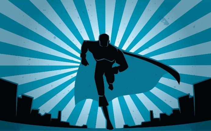 superhero te sauve des themes wordpress gratuits