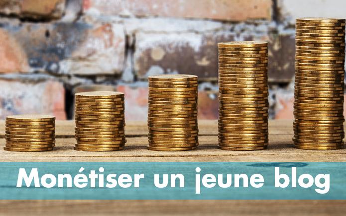 Comment je vais tenter de gagner de l'argent avec mon (jeune) blog